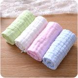 赤ん坊の正方形タオルのための100%年の綿の表面タオル