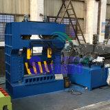 Tesoura metálica hidráulica automática do pórtico da placa da fábrica