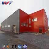 Prefabricated 가벼운 강철 구조물 공장 작업장 별장 농장 외양간 닭장 저장 건물 조립식 가옥 창고