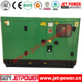 type inclus de générateur diesel électrique diesel silencieux du générateur 250kw