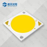 CCT 4000K 5000K 38*38mmの白い高い発電の穂軸169W 100-122V