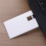 MetallKreditkarte USB-Blitz-Laufwerk 4GB imprägniern Qualität