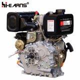 178f Dieselmotor van het Begin van de Schacht van de spiebaan de Hand (HR178F)