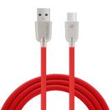 C3420 2.4A 1.5M en alliage de zinc Type de données Matériel TPE-C câble (rouge)