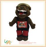 Мягкие Мягкие плюшевые игрушки волк животных с общей ткани кукла игрушка