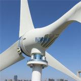 300W Turbina Eólica 12V24V para uso doméstico Streetlight e Yacht o fornecimento de energia da estação de energia de urgência com MPPT Controlador de Carga
