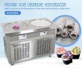 55cm Double Pans Thai Instant Roll Ice Cream Machine