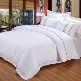 Colección de ropa de cama de algodón puro Hotel almohadón de conjunto de cubierta Colcha fabricante