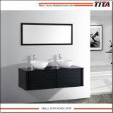 Europäischer Badezimmer-Schrank mit Spiegeln T9012