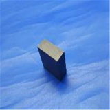 非伝導性の絶縁体の処理し難い多孔性のジルコニアの陶磁器のブロック次元