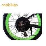 26*4.0 500W 1000W大きい力の脂肪質のタイヤの電気雪のバイクか自転車