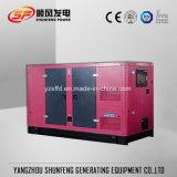 Generatore diesel silenzioso poco costoso di energia elettrica 675kVA con il motore del Mitsubishi