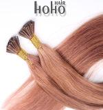 Dubbel Getrokken Bruine 12 Duim I van het Haar de Uitbreiding van het Haar van het Uiteinde