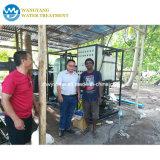 Fábrica de água RO 2000 Lph Desalinator filtração de água salgada