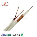 Cavo coassiale di Rg59+2c per il cavo del CCTV di CATV/cavo di comunicazione/il video cavo/l'audio cavo/cavo misto/cavo elettrico/il cavo siamese
