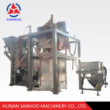 Cant.4-18 Bloque Manual máquinas para fabricar ladrillos y bloques de cemento máquina