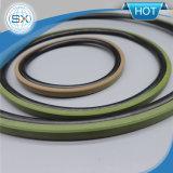 Dynamisches Kolben-Elastomer KreisGlyd Ring-Dichtung