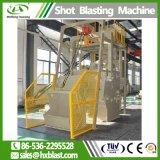Tumble-Granaliengebläse-Maschine für das Lochen/Oberflächenreinigung stempelnd