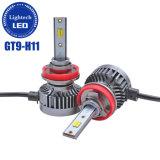 OEM Disponible Auto 3 Color H11 faros LED