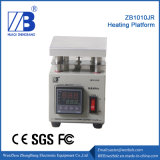 LEDデジタル表示装置の温度調整の可動装置のためのアルミニウム暖房版