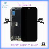 Het nieuwe Scherm LCD van de Aanraking van de Vertoning van het Comité van Tianma van de Aankomst voor iPhone X 10
