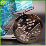 도매 공장에 의하여 주문을 받아서 만들어지는 금속 명예 연약한 사기질 운영하는 마라톤 메달
