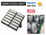Alto brillo de 500W/1000W LED Proyectores de luz LED de iluminación exterior