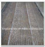 3+3 de nivelage de la plaque d'acier résistant à l'abrasion de la plaque de carbure de chrome/plaque d'usure