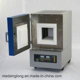 forno a muffola di fusione del crogiolo elettrico del laboratorio della casella 1400c - Msl1400b