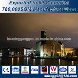 Luz de boa qualidade de fabricação de estrutura de aço da estrutura de metal