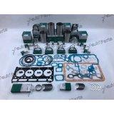 방위 세트를 가진 디젤 엔진 Kubota V2403 정밀검사 장비
