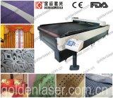 De automatische Scherpe Machine van de Laser voor Textiel, Doek, de Stof van het Broodje (cjg-250300LD)