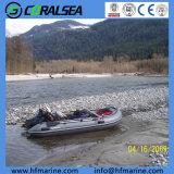 Barca di rematura gonfiabile del PVC Hsd270
