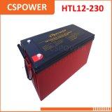 Batteria a temperatura elevata del gel della Cina 12V 230ah - solare, sistema solare domestico