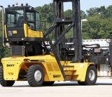 Sany Sdcy80K6g Forklift vazio do recipiente do alimentador do recipiente de 8 toneladas