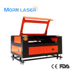 máquina de gravura do laser 1390 100W para a madeira, madeira compensada, acrílica