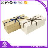 Het in het groot Vakje van de Gift van het Document van het Lint van het Document van de Douane Verpakkende