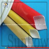 Sunbow Öl-beständiges Polyurethan PU-Harz-Faser-Glas Sleeving