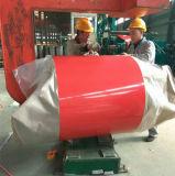 Entwurf Prited Stahl galvanisierte das Blatt vorgestrichen Stahl im Ring