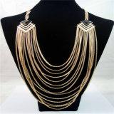 Новое ожерелье ювелирных изделий способа цепи эпоксидной смолы деталя