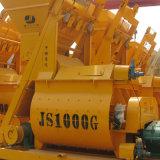 Mezclador concreto preparado concreto popular de la máquina Js1000