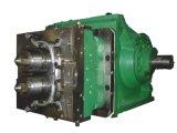 Abgeschrägtes Getriebe von 135m beendenMill-1117-16