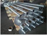 Solarmontage-Erdanker-Bodenschrauben-Stapel
