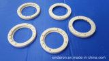 Componenti di ceramica dell'allumina industriale con lavorare di alta precisione