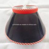 Забрало PVC изготовленный на заказ пластичной крышки забрала Sun прозрачное