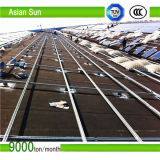 직류 전기를 통한 지상 PV 태양 설치 시스템 또는 부류