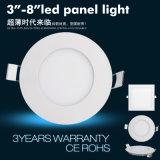 Le SMD2835 Downlight LED pour éclairage intérieur/ panneau LED 3W Slim Mic