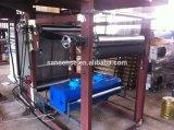 Extrusora da película da máquina da fatura de película do plástico do polietileno