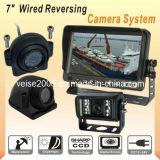 Sistema di Rearview con il video di Camera&LCD di visione notturna 3CCD