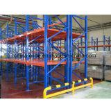 Industrieller justierbarer Lager-Speicher-Stahlladeplatten-Zahnstange